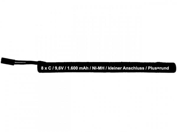 Akku Type AA - 1.600mAh