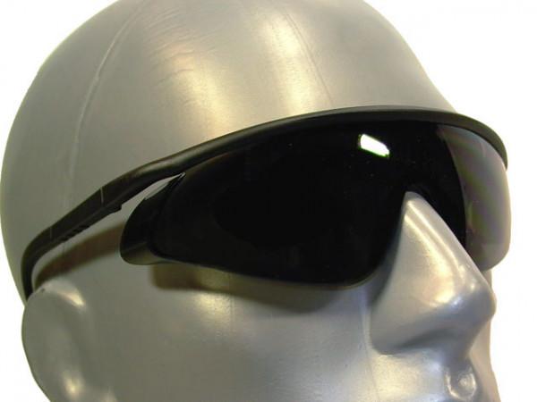 Schutzbrille - Dunkel / SBMO2