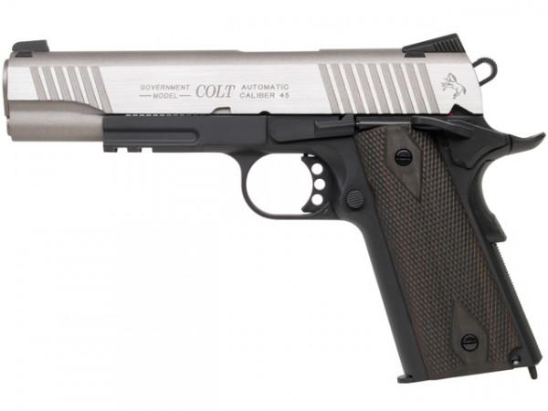 Colt 1911 Railgun Bicolor