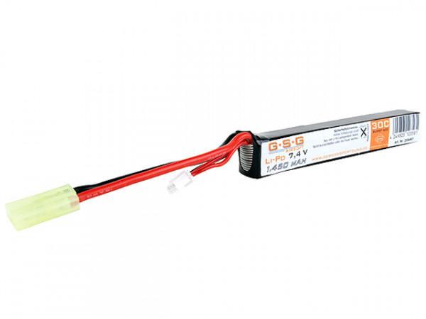 Li-Po Akku 7,4V 1450mAh - Stick Type / GSGLI-PO741450ST