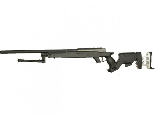 MSR-Tactical - Schwarz / MB-05SWBP