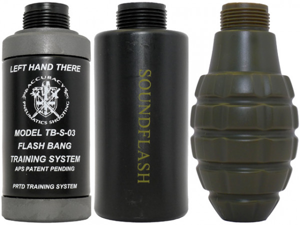 Thunder B Granaten Starter Set / THBGSS