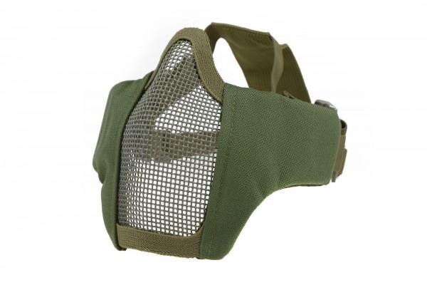 Gitterschutzmaske Comfort - Oliv