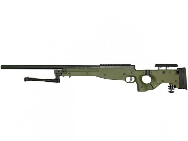 Airsoftsniper AW.338 -L96- Oliv