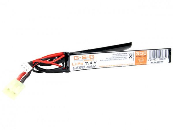 Li-Po Akku 7,4V 1450mAh - Double Stick / GSGLI-PO741450DS