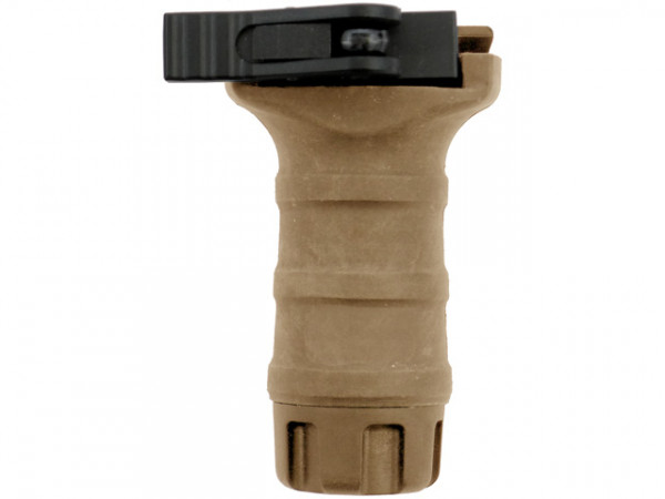 TD Stubby QD Forward Grip - TAN / TDSQDFGTAN