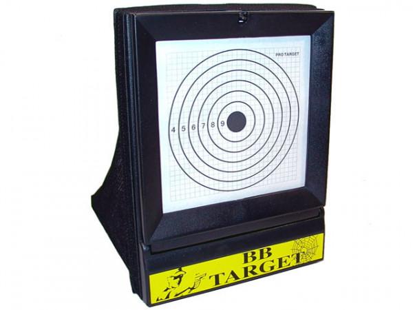 Portable Target mit Kugelfang / PTMO1