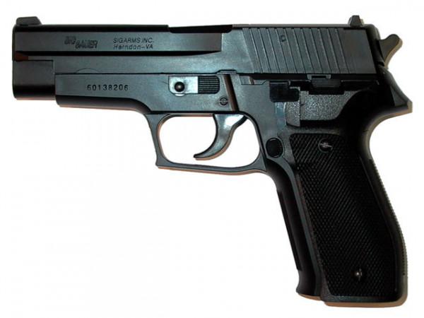 Sig Sauer P226 Black H.P.A. & BAX