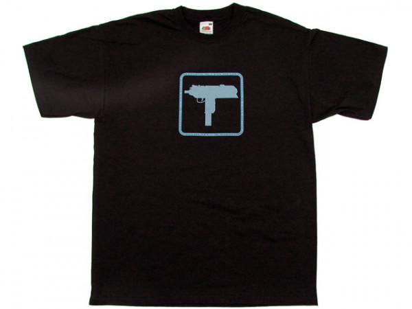 "T-Shirt - SP ""CREW"" / PLTSCREW-BL-M"