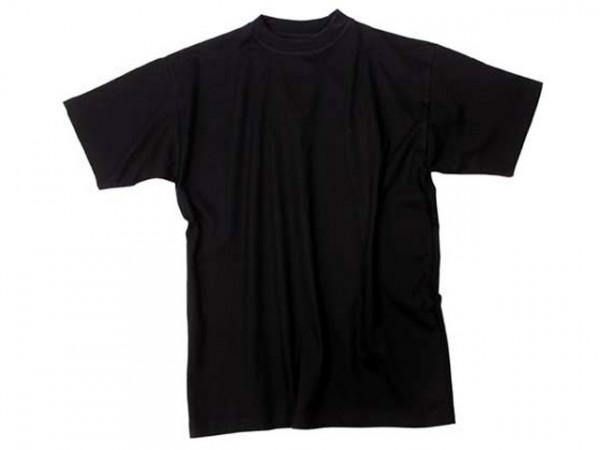T-Shirt - Schwarz / MFHTS-S-M