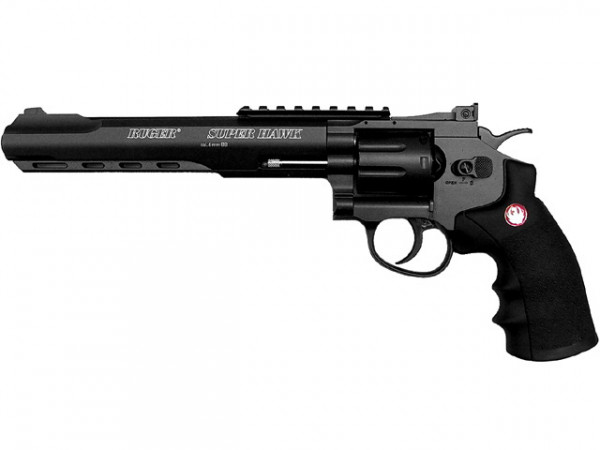 "Ruger Super Hawk Black 8"" / RSHBLCO28""18"