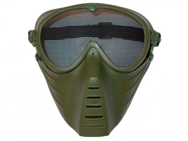 Schutzmaske - Oliv / MMO2