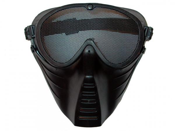 Schutzmaske - Schwarz / MMS2