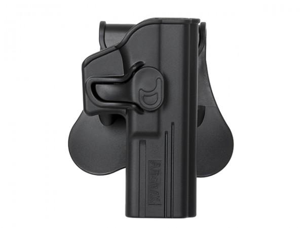 Hartschalenholster für CZ P10C / WE, Tokyo Marui, KJW, HFC Glock 17/18/19