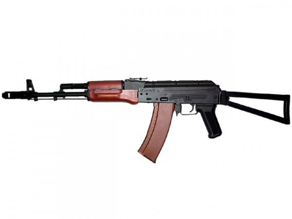 AKS-74 Real Wood Metal Gear & Body / RK03RWMGB