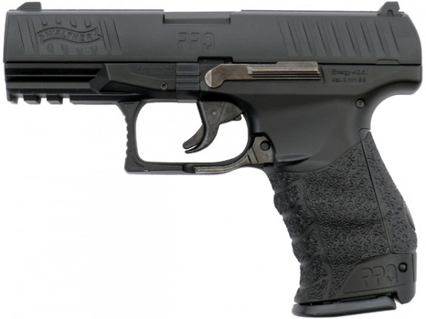 Walther PPQ HME - Full Metal / WAPPQHMESP14