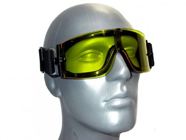 Schutzbrille X800 VX - Gelb / SBNTG