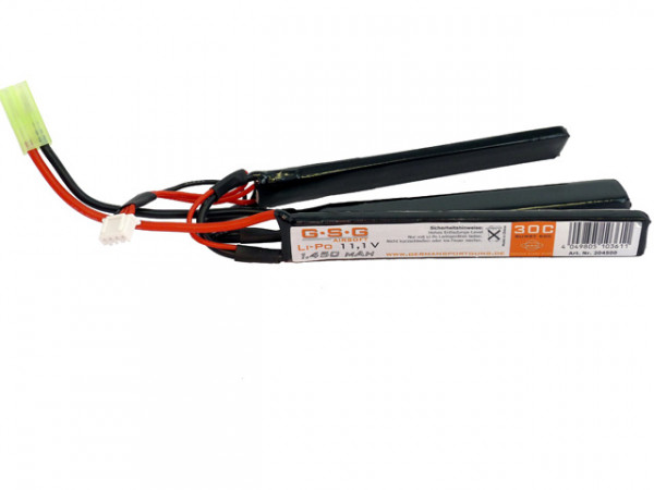 Li-Po Akku 11,1V 1450mAh - Triple Stick / GSGLI-PO1111450TS