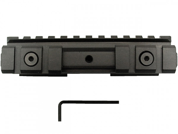 3-Fach RIS Montage für 20-23mm Schienen / 3XRISMO194