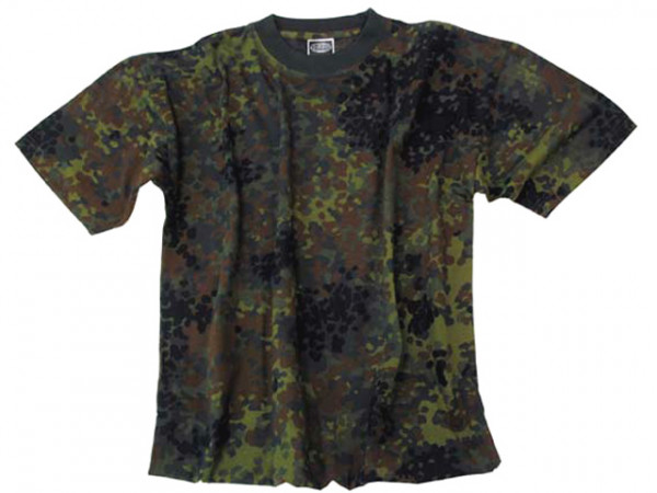 T-Shirt - Flecktarn / MFHTS-F-XL
