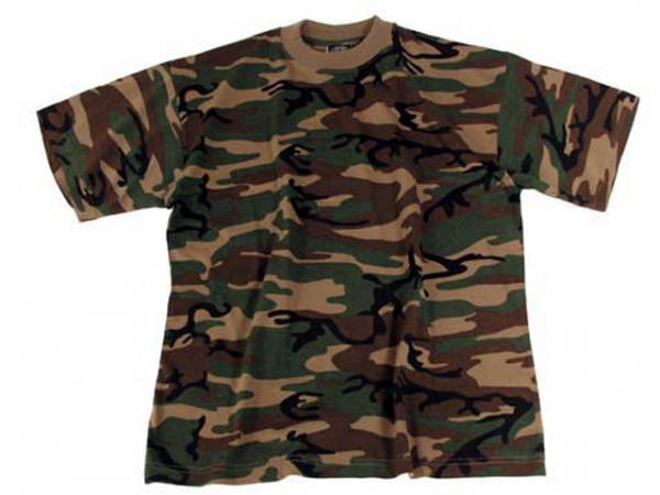 T-Shirt - Woodland / MFHTS-W-L