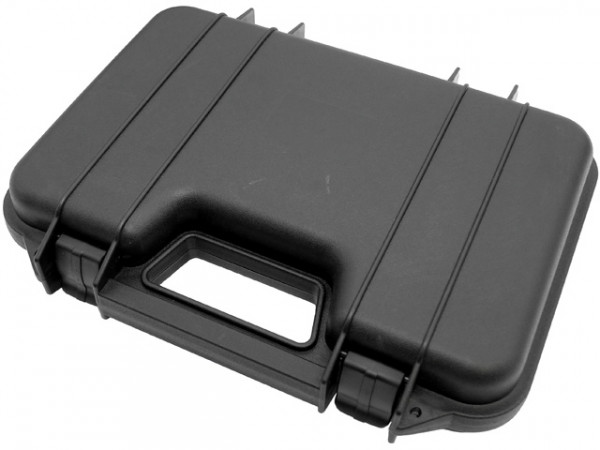 Pistolenkoffer TAC Black / KRAPKTACBL