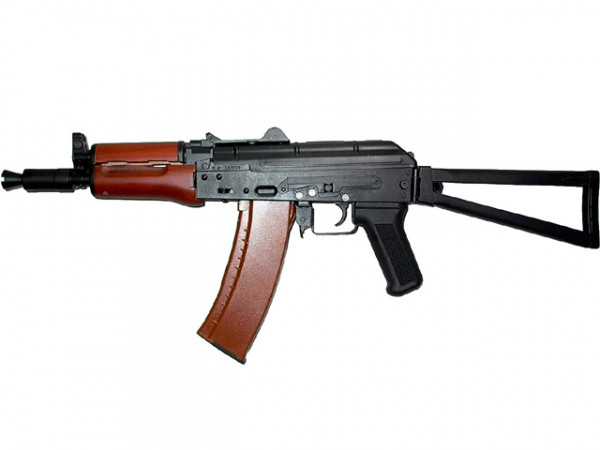 AK-74SU Real Wood Metal Gear & Body / RK01RWMGB18