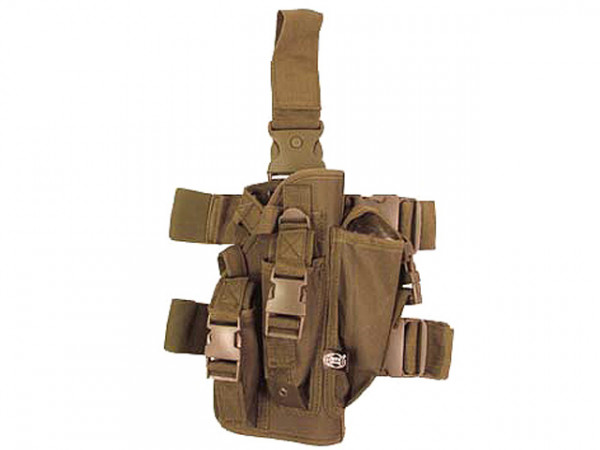 Beinholster für MP7 - TAN / MFHBHTANMP7