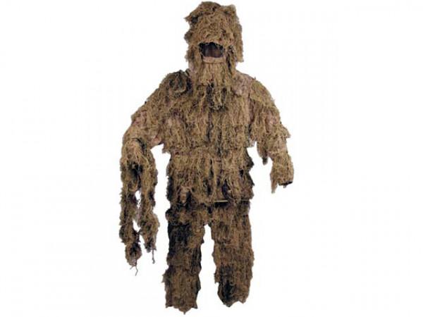 "Tarnanzug ""Ghillie Suit"" - Desert / MFHGSDEML"