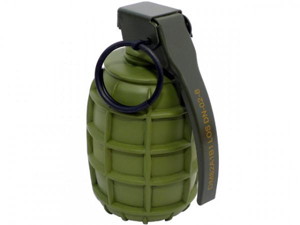 DM51 BW-Splitter Deko-Handgranate / BASDM51FRDG