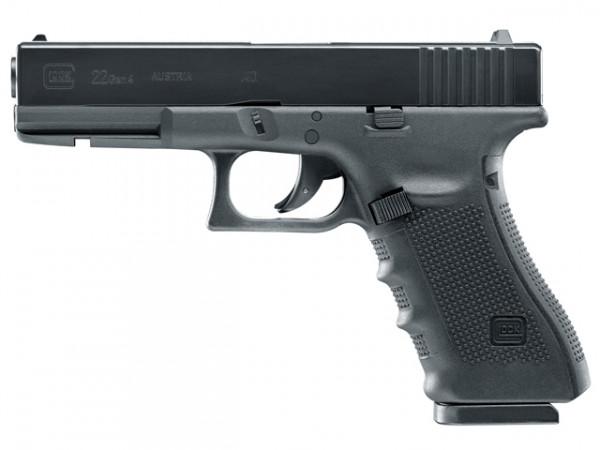 Glock 22 Gen4 NBB Airsoftpistole