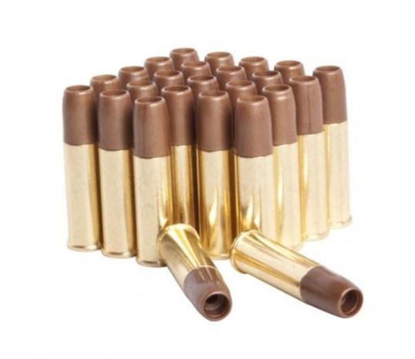 Ladehülsen für Dan Wesson Revolver