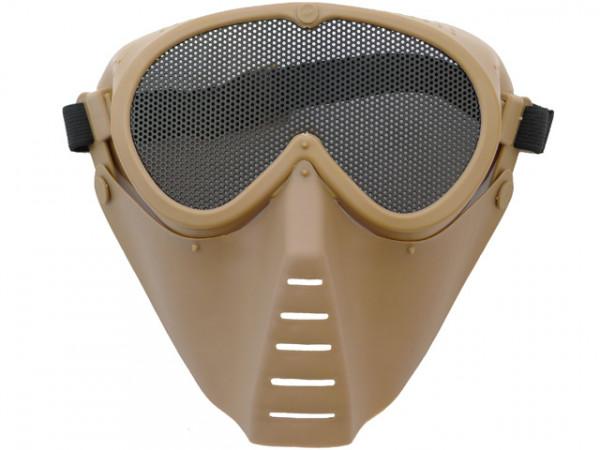 Schutzmaske - TAN / MMT2
