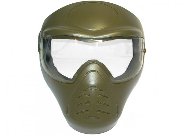 Schutzmaske - Oliv / UXSMOL