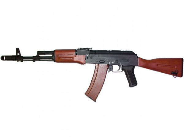AK-74 Real Wood Metal Gear & Body / RK06RWMGB18