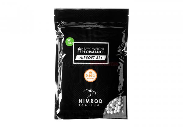 Nimrod Bio BB´s 0,40g