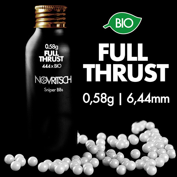 Novritsch Full Thrust Sniper BB´s 0,58g
