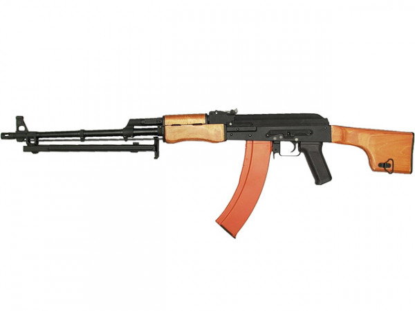 RPK-74 Real Wood Metal Gear & Body / CM052RWMGB