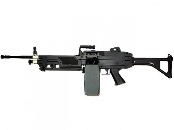 M249 SAW Metal Gear & Body / M249SAWMG