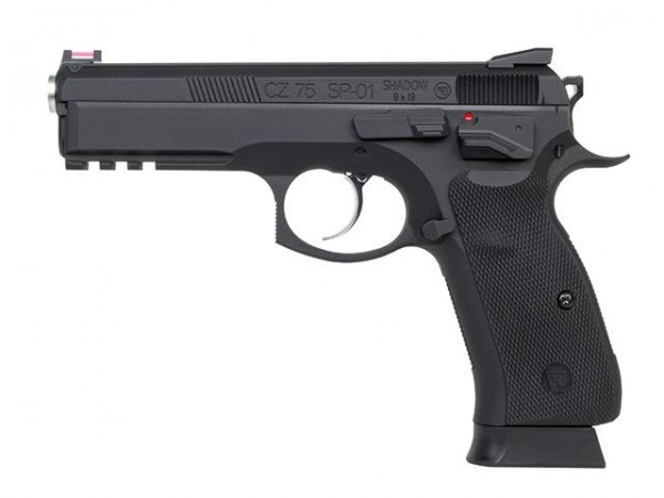 CZ SP-01 Shadow Airsoftpistole GBB