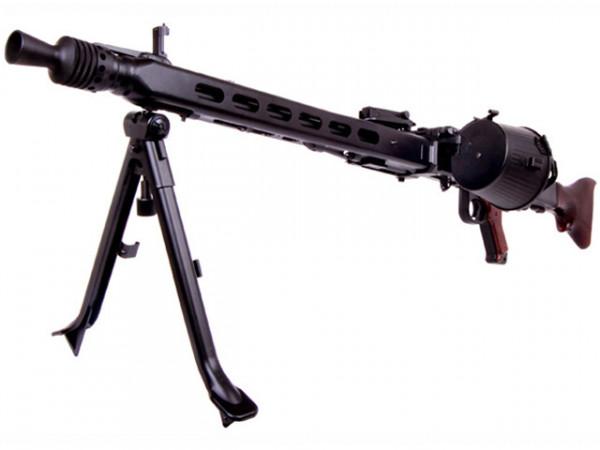 MG42 Metal Gear & Body Real Wood/ MG42MGBRW