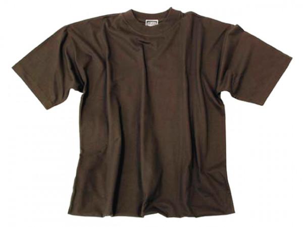 T-Shirt - Oliv / MFHTS-O-XL