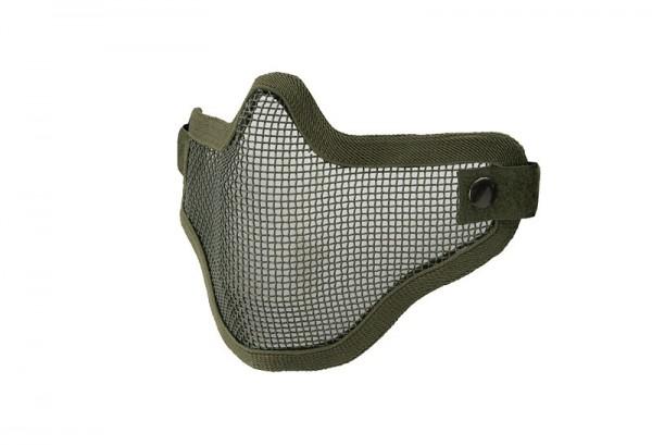 Gitterschutzmaske - Oliv